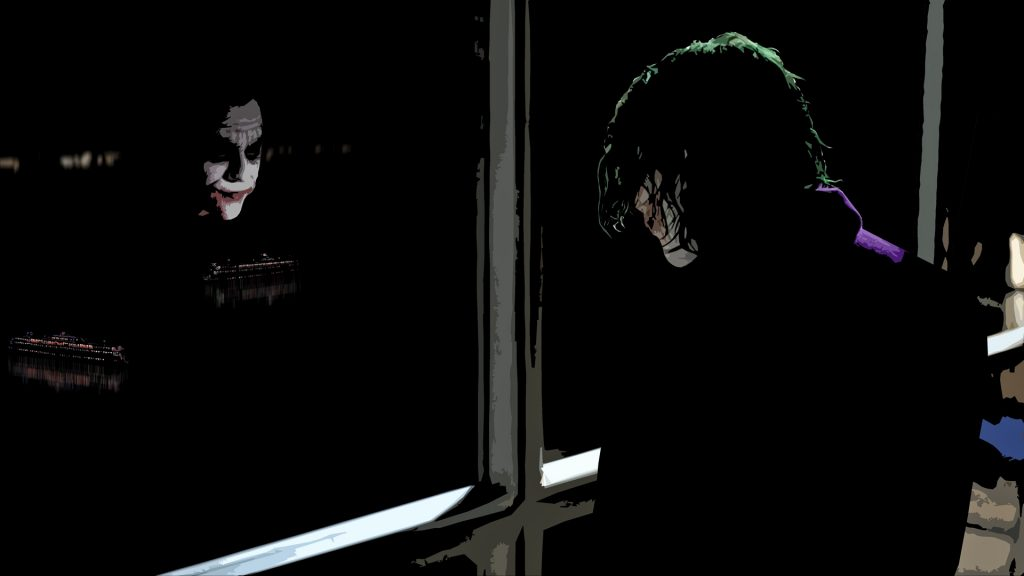 The Dark Knight HD Full HD Wallpaper