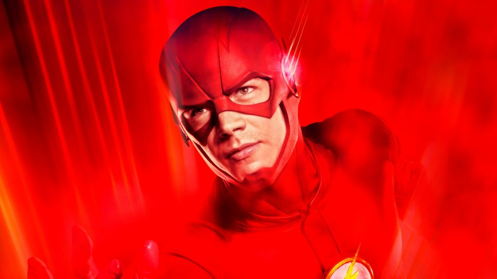 The Flash (2014) Full HD Background