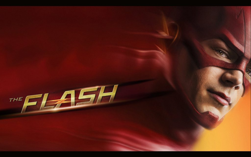 The Flash (2014) Widescreen Background