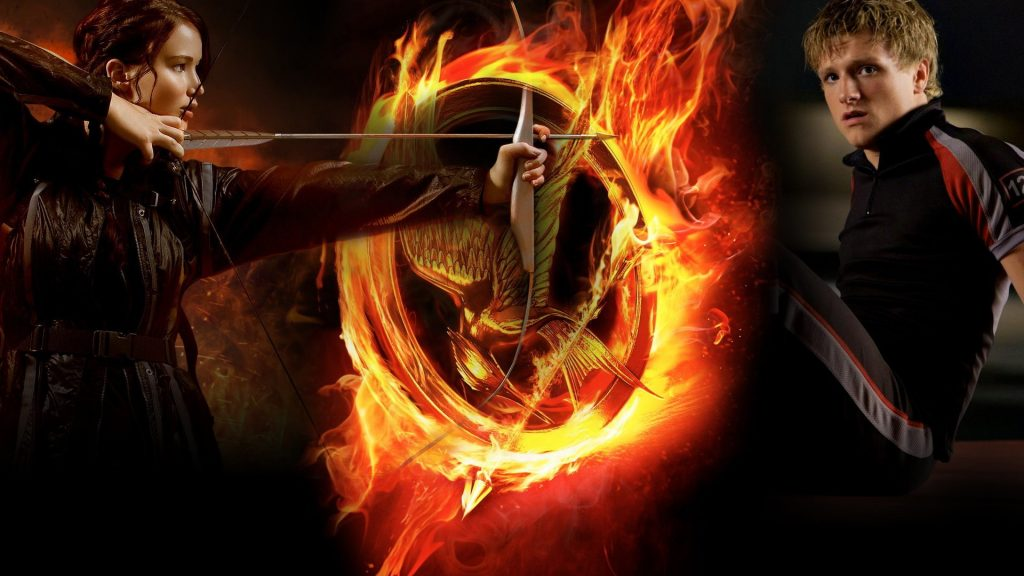The Hunger Games Full HD Wallpaper