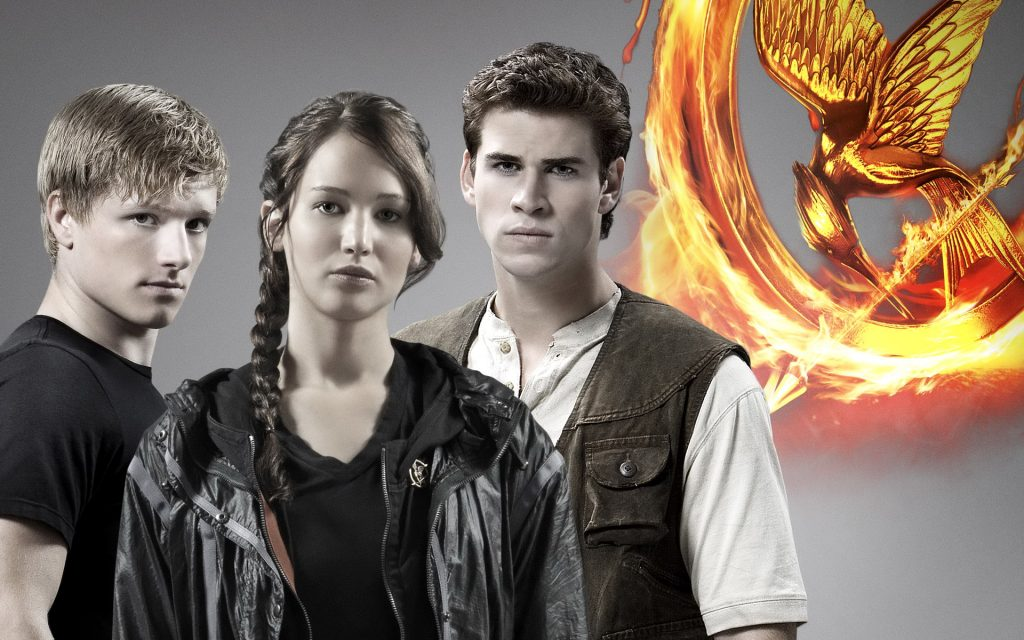 The Hunger Games Widescreen Wallpaper
