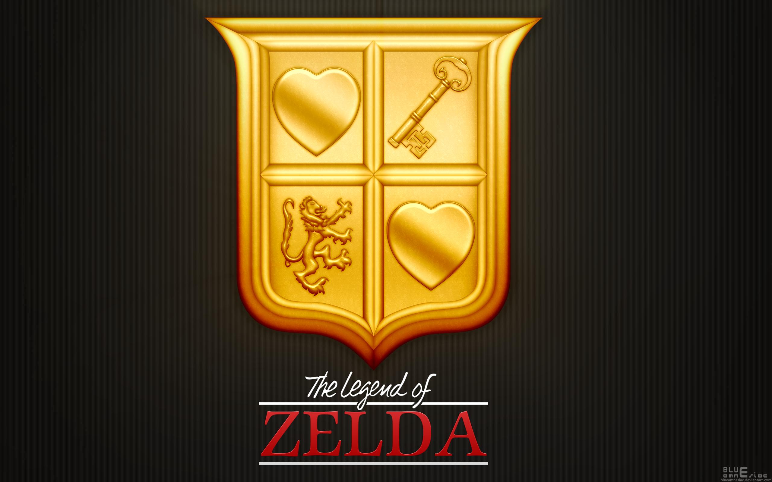 The Legend Of Zelda Widescreen Background