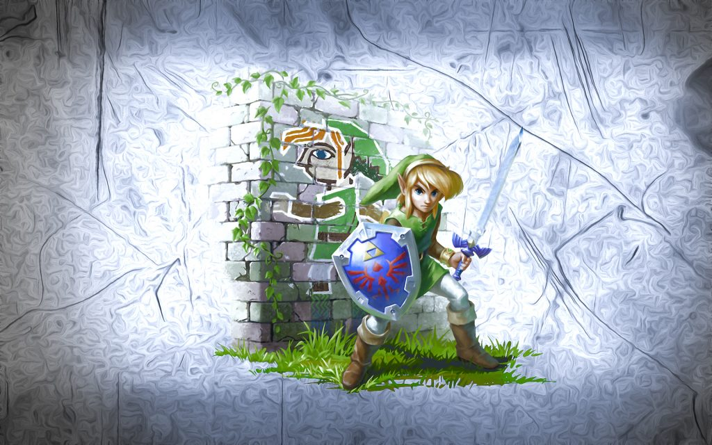 The Legend Of Zelda Widescreen Background