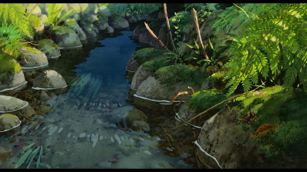 The Secret World Of Arrietty Full HD Background