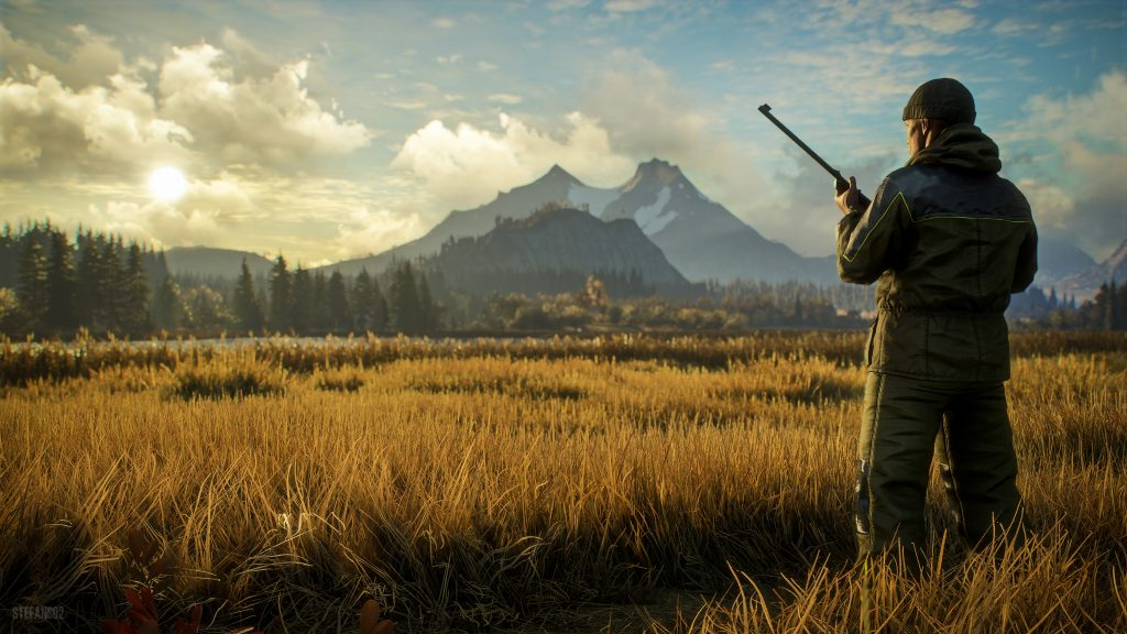 TheHunter: Call Of The Wild 4K UHD Wallpaper