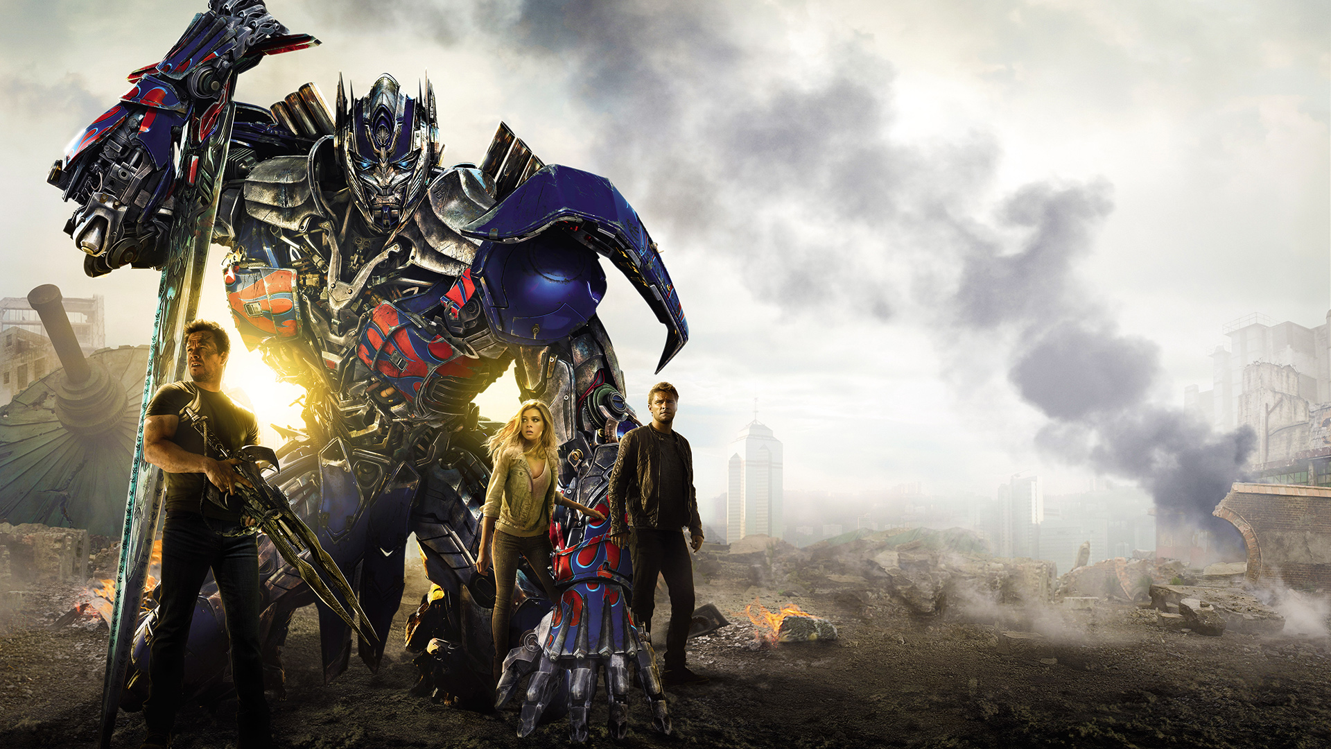 Transformers 4 Age Of Extinction 2014 - Download Torrents