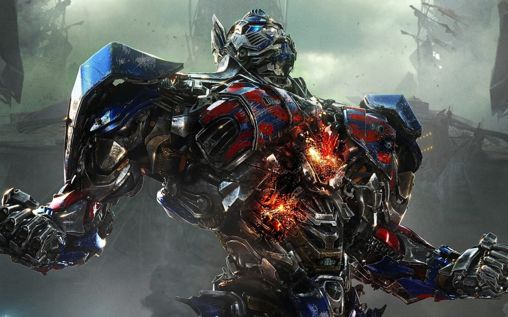 Transformers: Age Of Extinction Widescreen Wallpaper