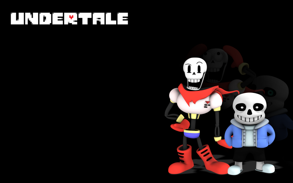Undertale Widescreen Wallpaper