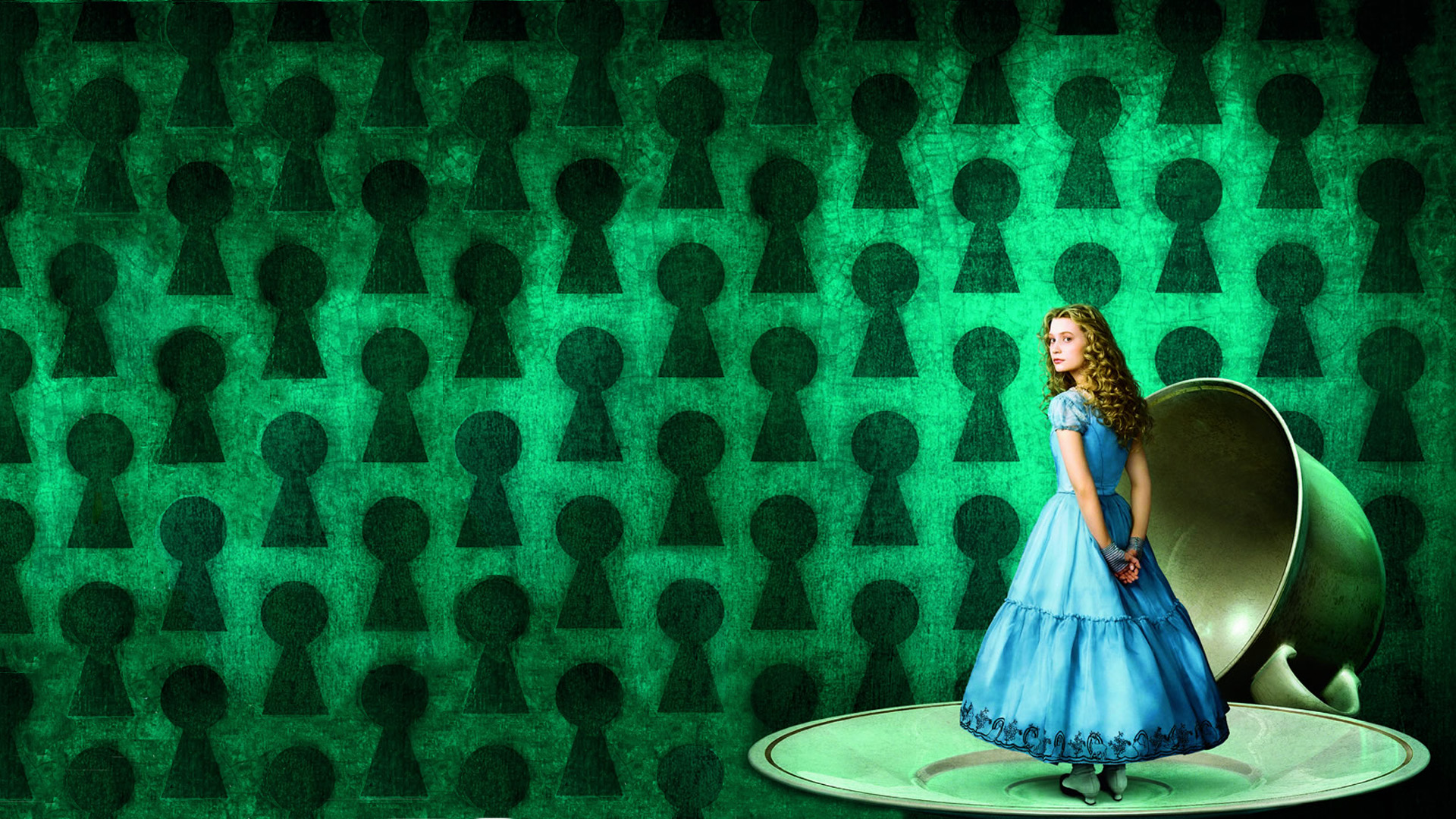 Alice Nos Pais Das Maravilhas Filme Online alice in wonderland (2010) wallpapers, pictures, images