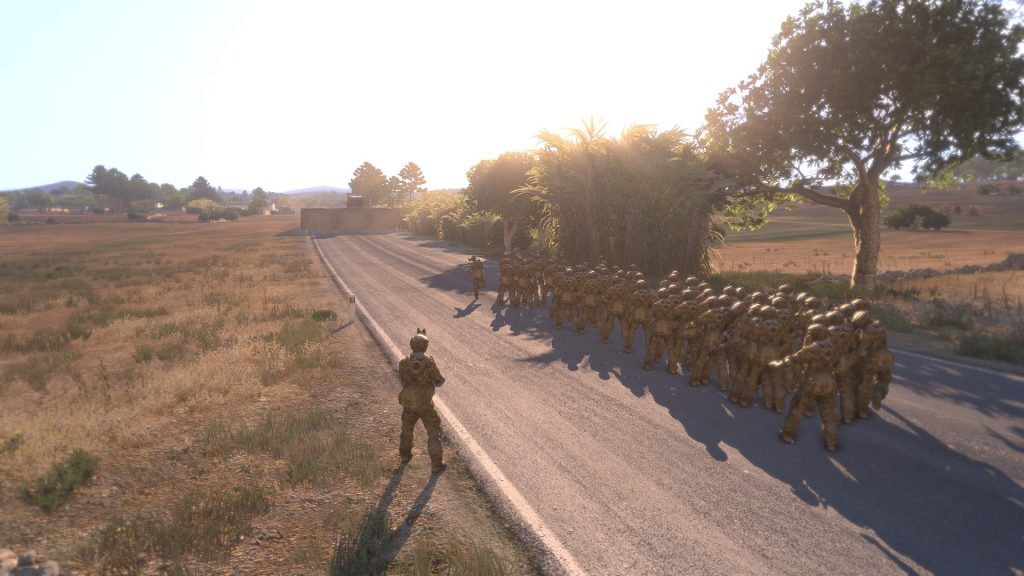 Arma 3 Full HD Background