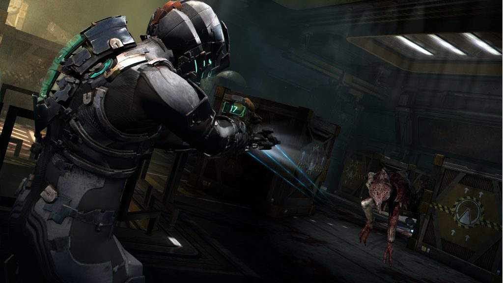 Dead Space 2 4K UHD Wallpaper