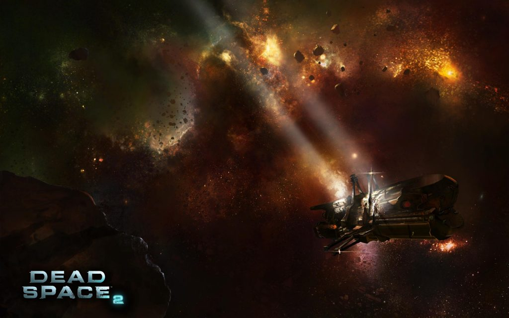 Dead Space 2 Widescreen Wallpaper