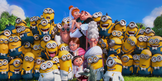 Despicable Me 2 HD Wallpapers