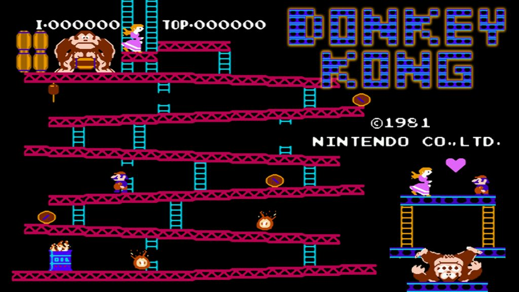Donkey Kong Full HD Wallpaper