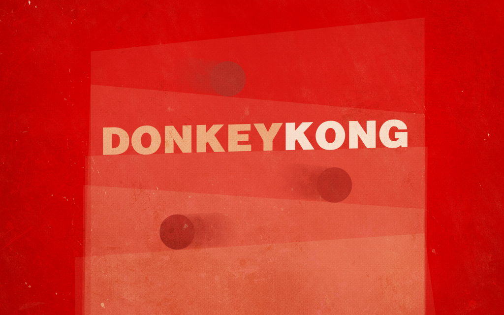 Donkey Kong Widescreen Wallpaper