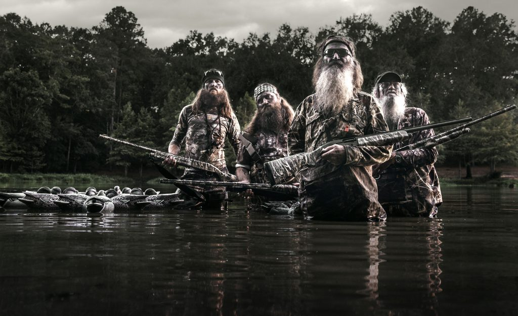 Duck Dynasty Background