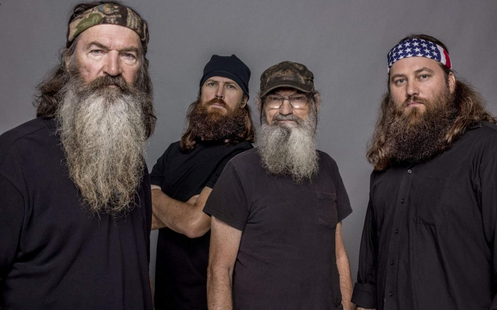 Duck Dynasty Widescreen Background