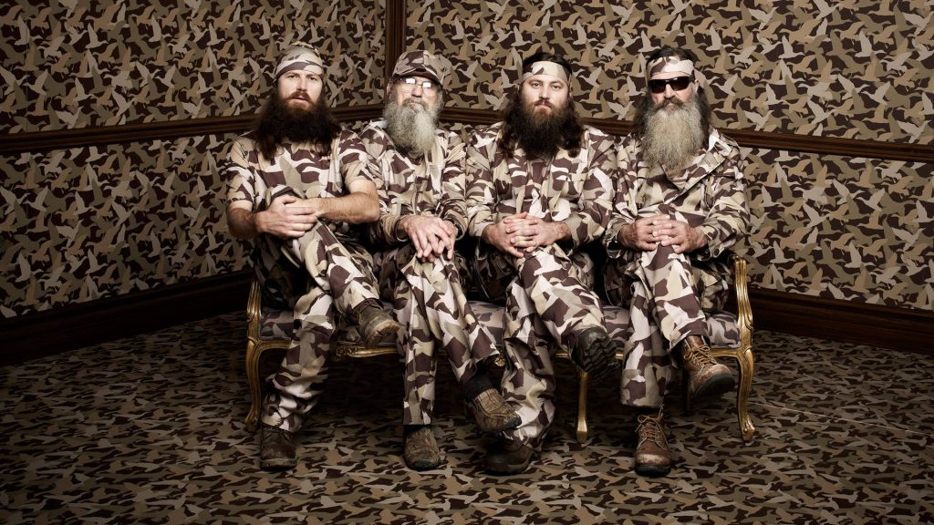 Duck Dynasty Full HD Background