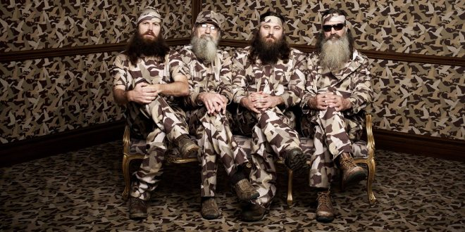 Duck Dynasty Backgrounds