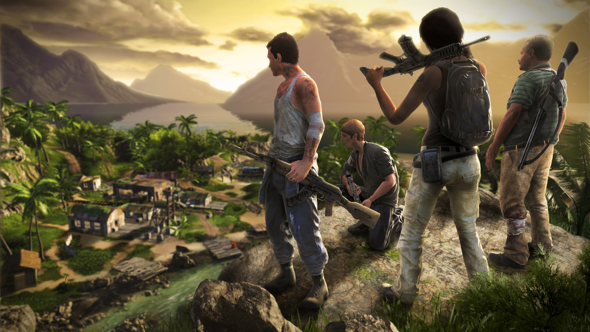 how to get far cry 3
