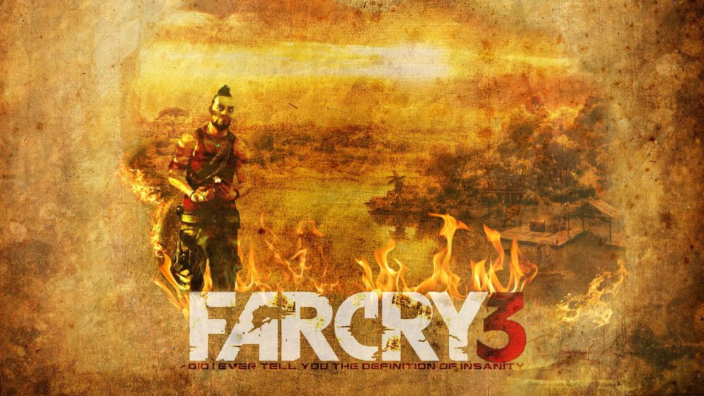 Far Cry 3 Full HD Wallpaper