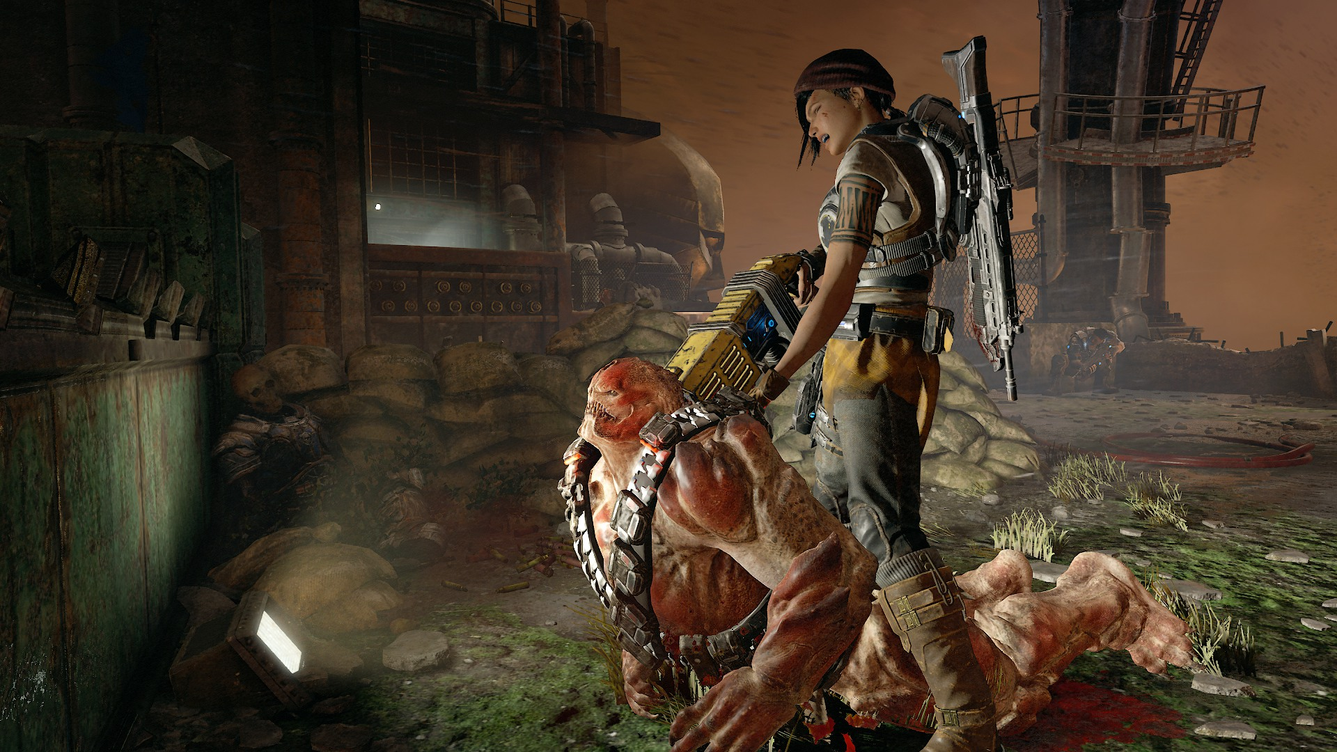 Gears Of War 4 Ultrawide: Gears Of War 4 Wallpapers, Pictures, Images