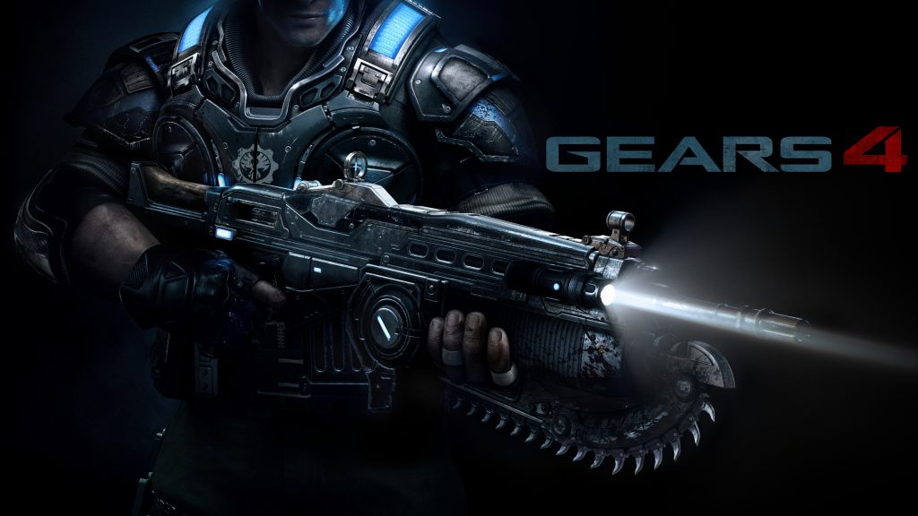 Gears Of War 4 4K UHD Wallpaper