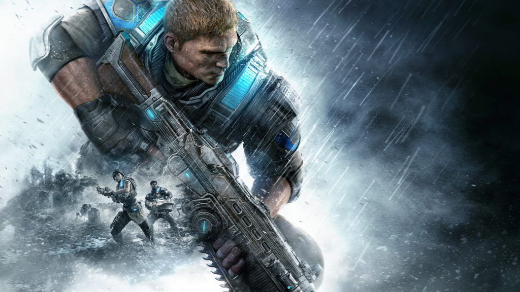 Gears Of War 4 Quad HD Wallpaper