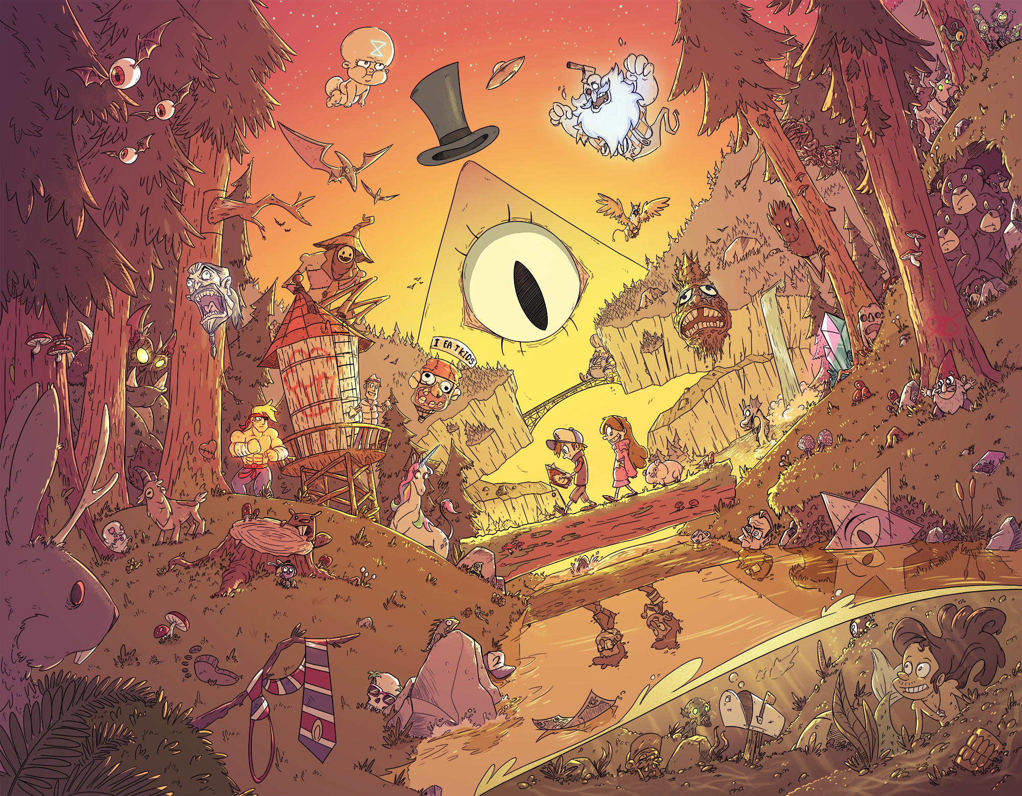 Gravity Falls Wallpapers Pictures Images