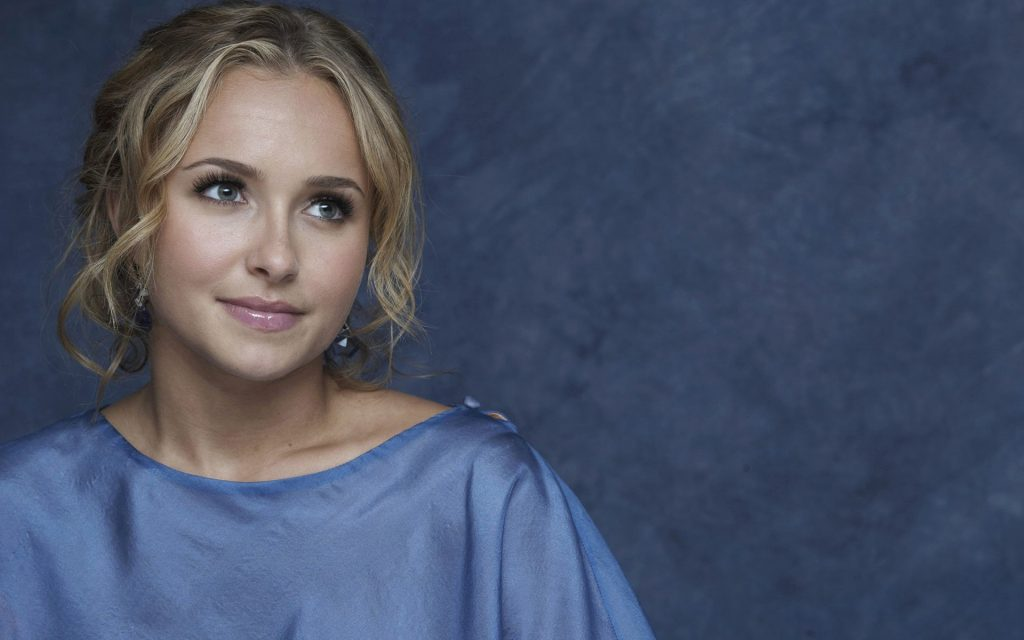 Hayden Panettiere Widescreen Background
