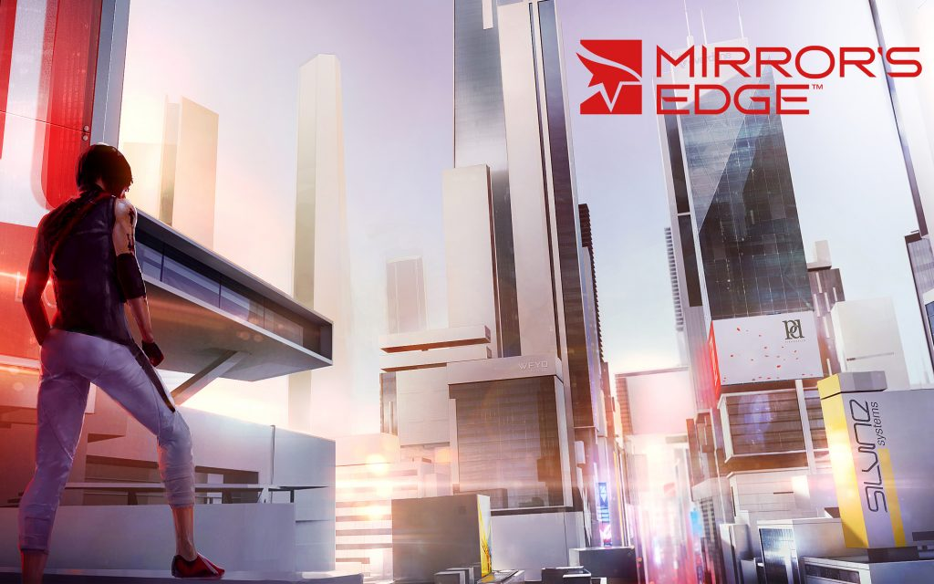 Mirror's Edge Widescreen Wallpaper
