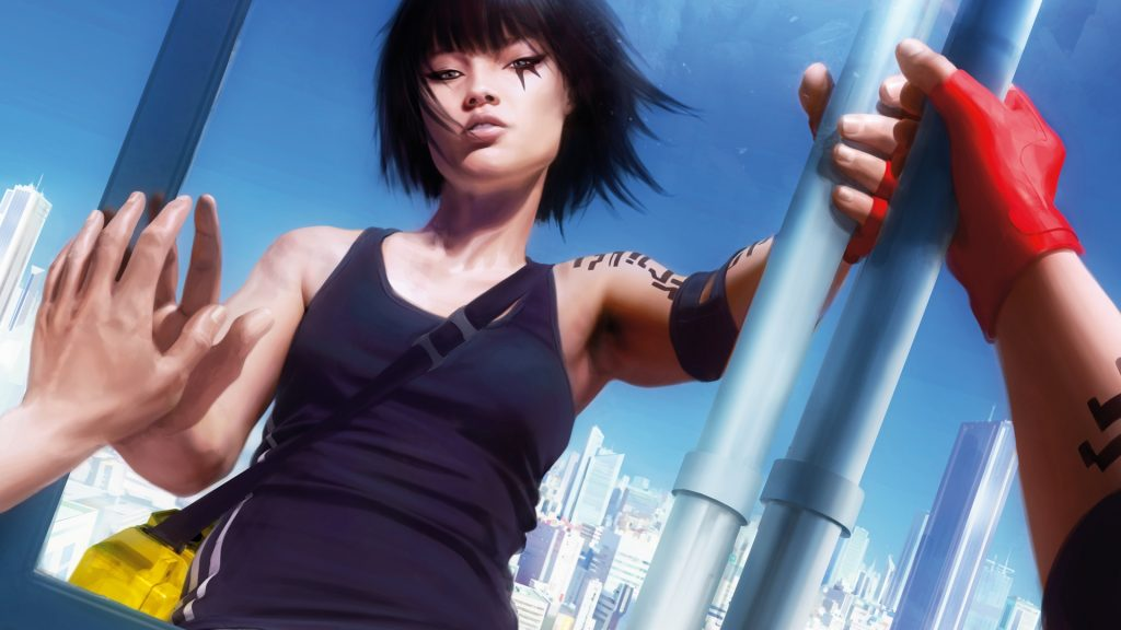 Mirror's Edge Full HD Wallpaper