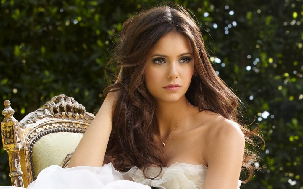 Nina Dobrev HD 4K Ultra HD Wallpaper