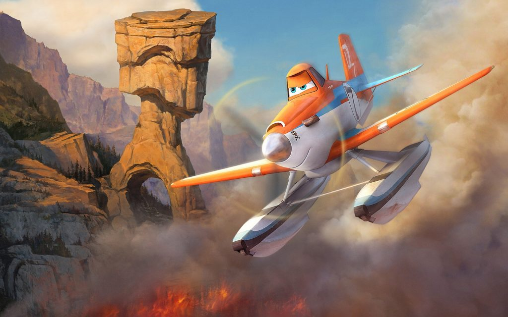Planes: Fire & Rescue Widescreen Wallpaper