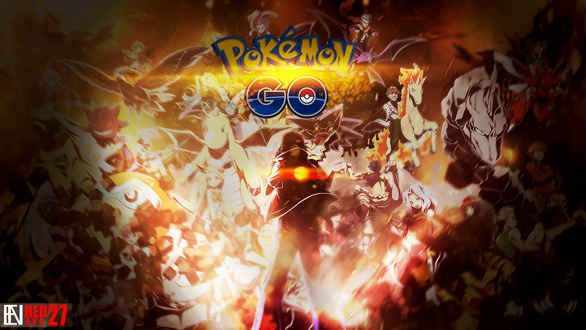Pokemon GO Backgrounds, Pictures, Images