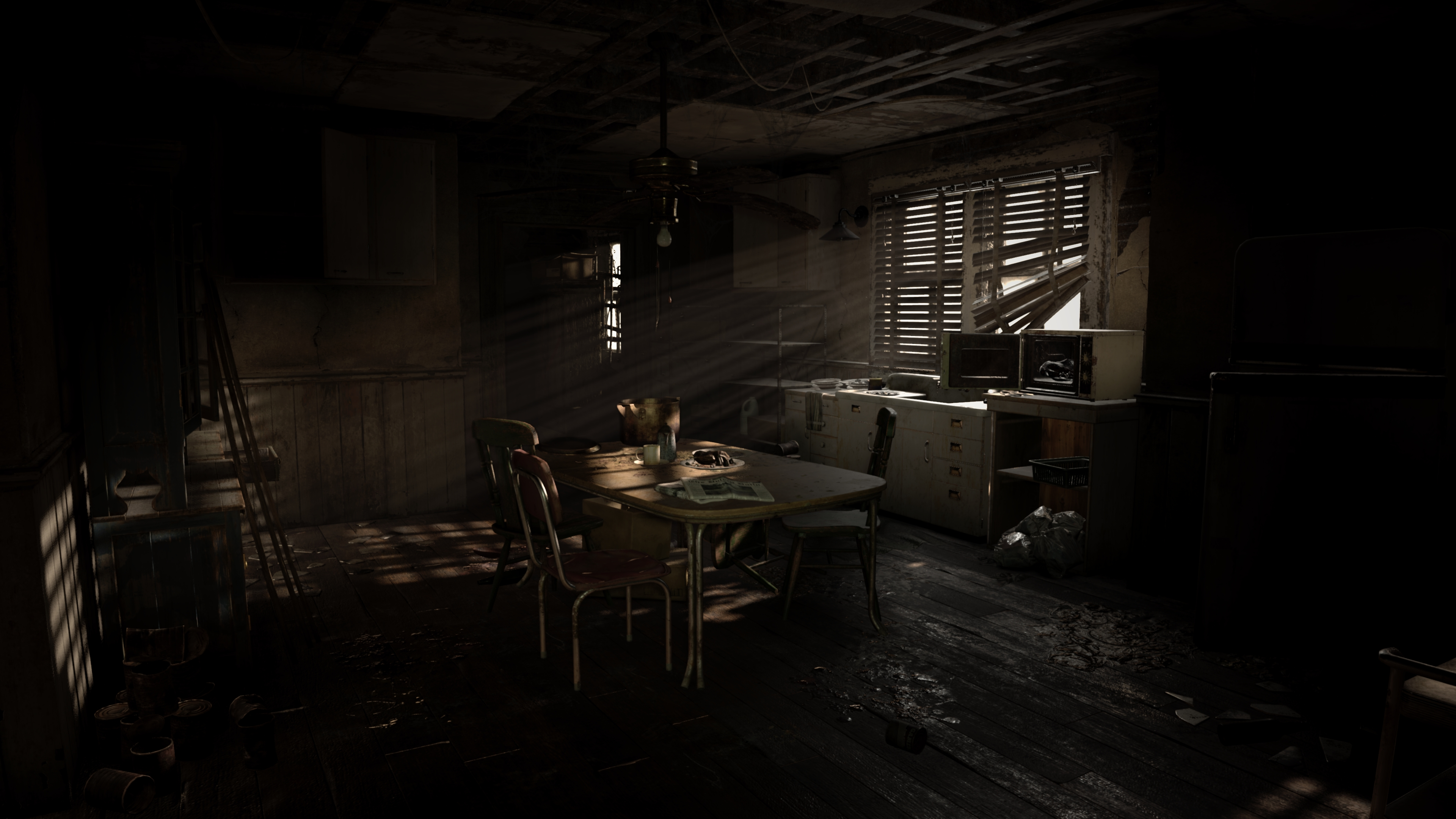 Resident Evil 7: Biohazard Backgrounds, Pictures, Images