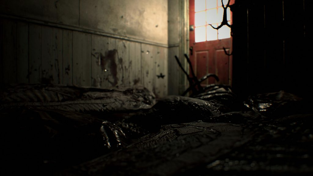 Resident Evil 7: Biohazard Full HD Background