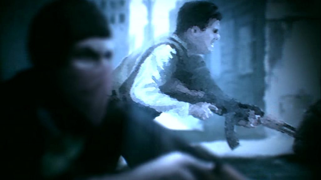 Resident Evil: Damnation Full HD Wallpaper