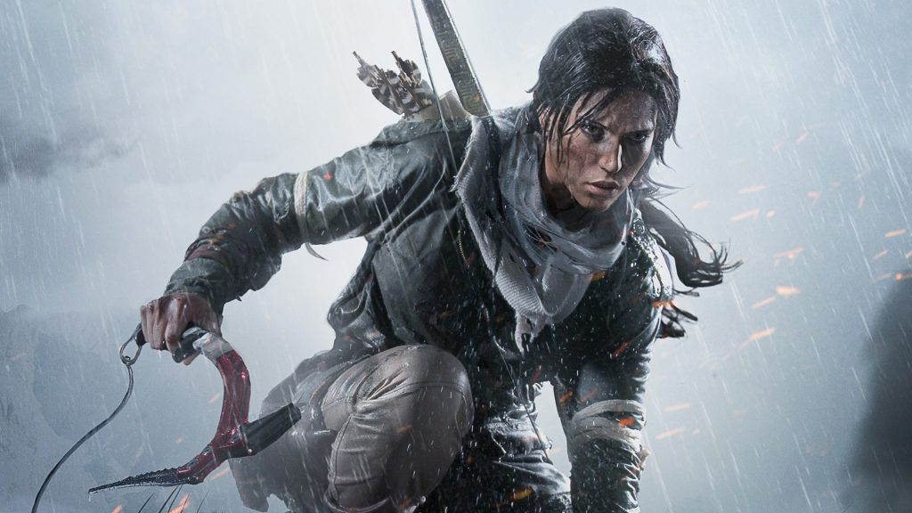Rise Of The Tomb Raider Full HD Background