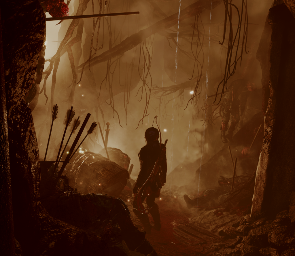Rise Of The Tomb Raider Background