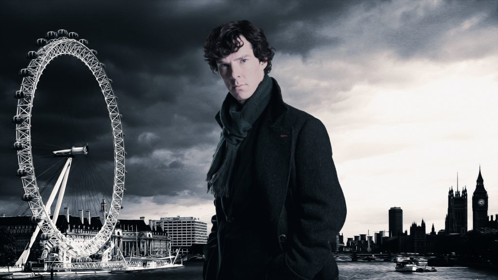 Sherlock HD Full HD Wallpaper