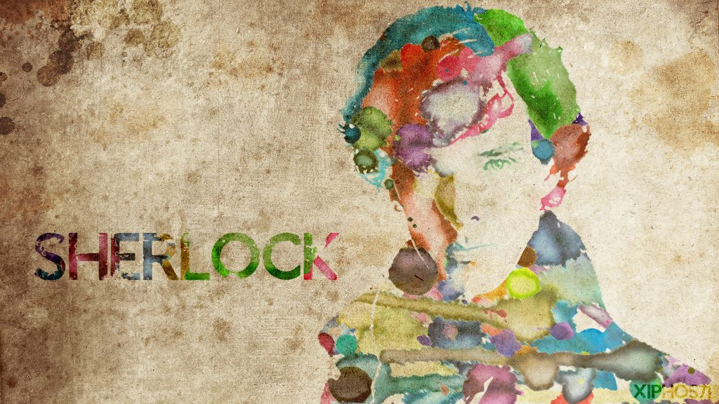 Sherlock HD Quad HD Wallpaper