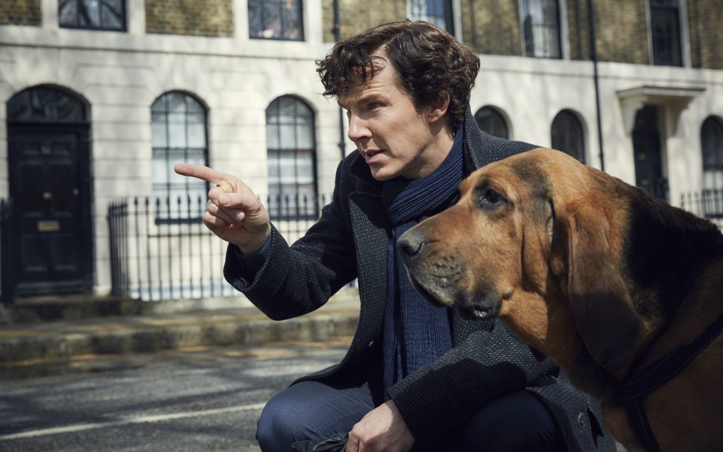 Sherlock HD 4K Ultra HD Wallpaper