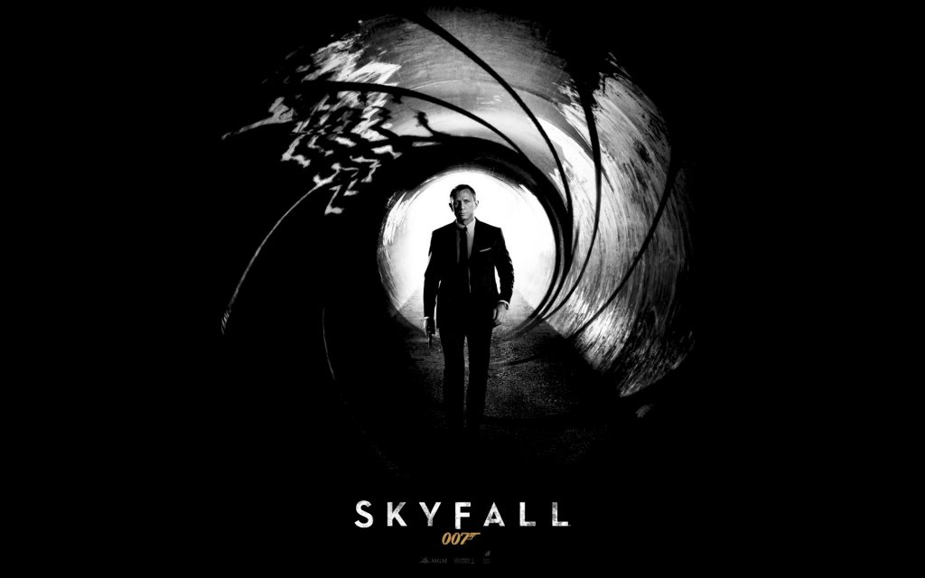 Skyfall Widescreen Wallpaper