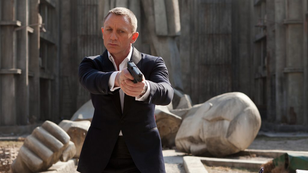 Skyfall Full HD Wallpaper