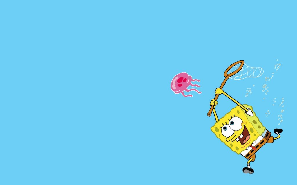 Spongebob Squarepants Widescreen Background