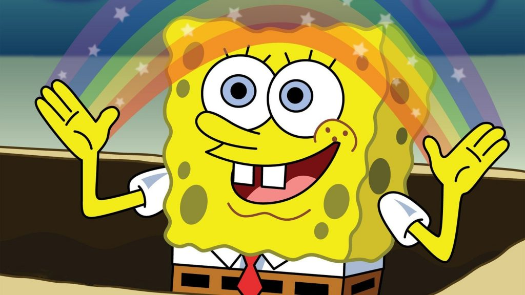 Spongebob Squarepants Full HD Background