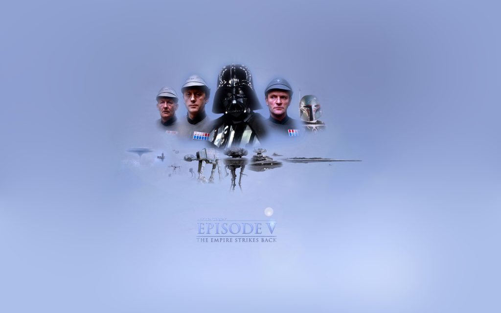 Star Wars Episode V: The Empire Strikes Back Widescreen Wallpaper