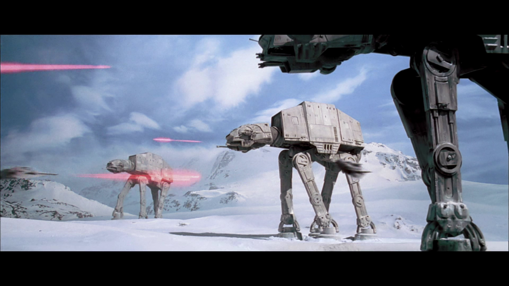 Star Wars Episode V: The Empire Strikes Back Full HD Wallpaper