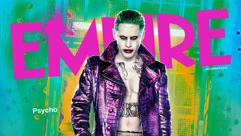 Suicide Squad Full HD Background